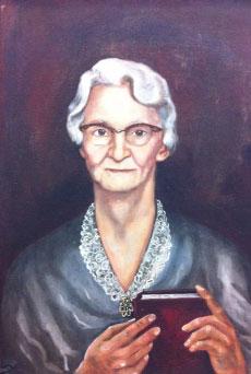 Influential Icon: Mamie Whitesides