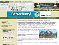 ECON Website: Seaside Farms Homes