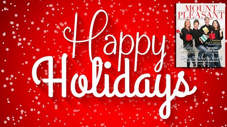 Merry Christmas! Happy Holidays!