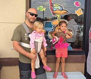 Mount Pleasant's Favorite Dads: Justin Craig