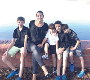 Mount Pleasant's Favorite Moms: Katherine Orza