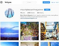 ECON Instagram Page: Mount Pleasant Magazine