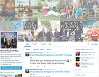 ECON Twitter Website: Mount Pleasant Magazine