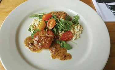 High Thyme Cuisine consistently delivers a great meal