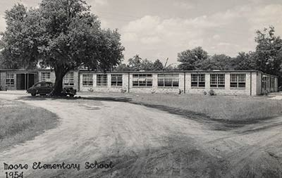 Old Jennie Moore Elementary