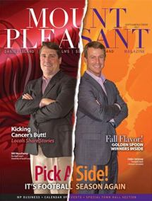 Mount Pleasant September/October 2017 Edition - Magazine Online Green Edition