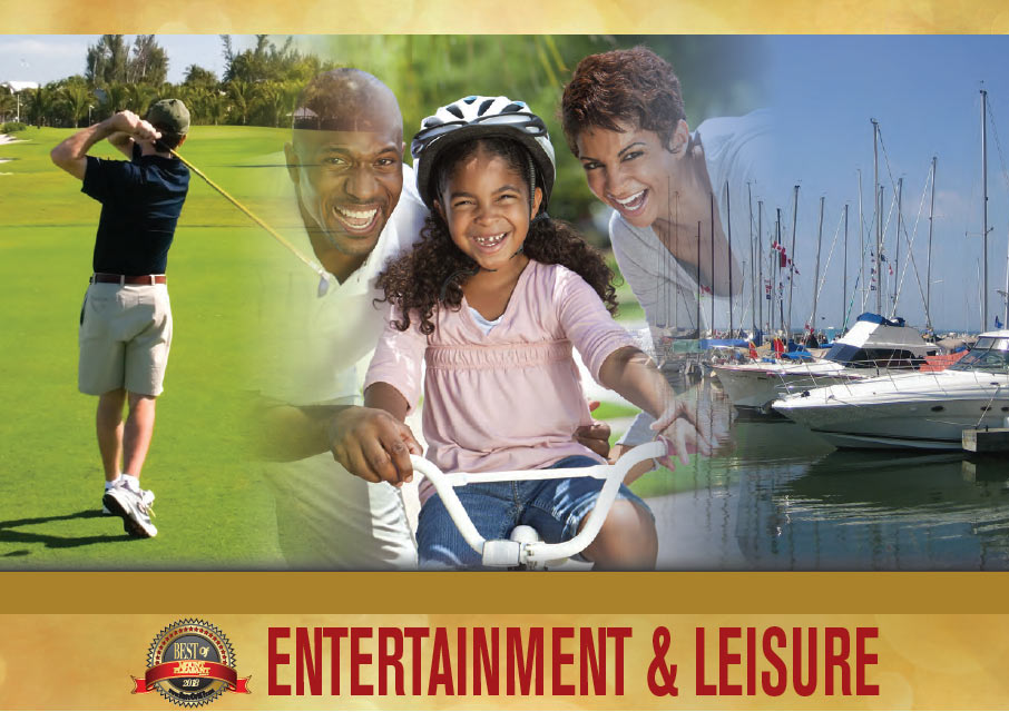 Best of Mount Pleasant 2018 - Entertainment & Leisure