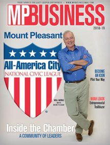 Mount Pleasant Business Magazine, Winter Edition 2016