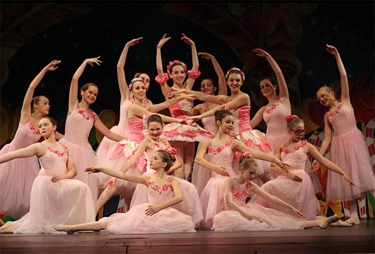 The Dance Arts Studio, chosen as the Best Dance Studio by the readers of Mount Pleasant Magazine, has just begun its 17th season