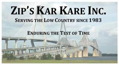 Zip's Kar Kare, 412 Coleman Blvd, Mount Pleasant, SC