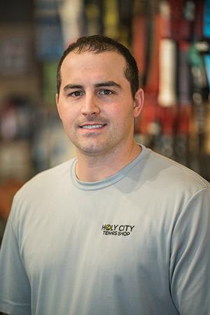 Daniel DiNardo, Holy City Tennis Shop