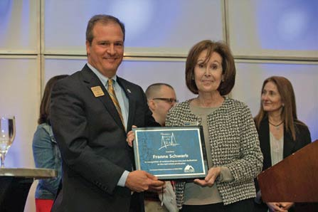 Franne Schwarb, 2018 Realtor® of the Year Awardee