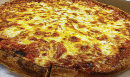 Tony's Famous Pizza. Georgetown, SC.