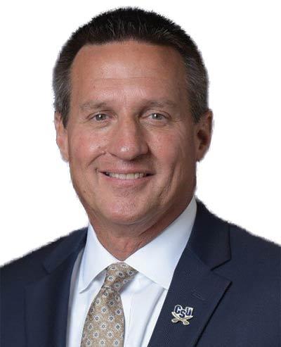 Jeff Barber, Director of Athletics, Charleston Southern University