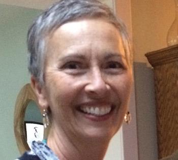 Betty Pigott, cancer survivor