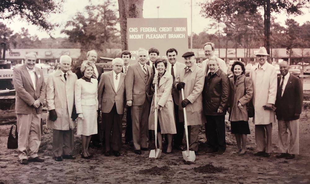 South Carolina Federal Credit Union began in 1936 as Charleston Naval Shipyard Employees Federal Credit Union