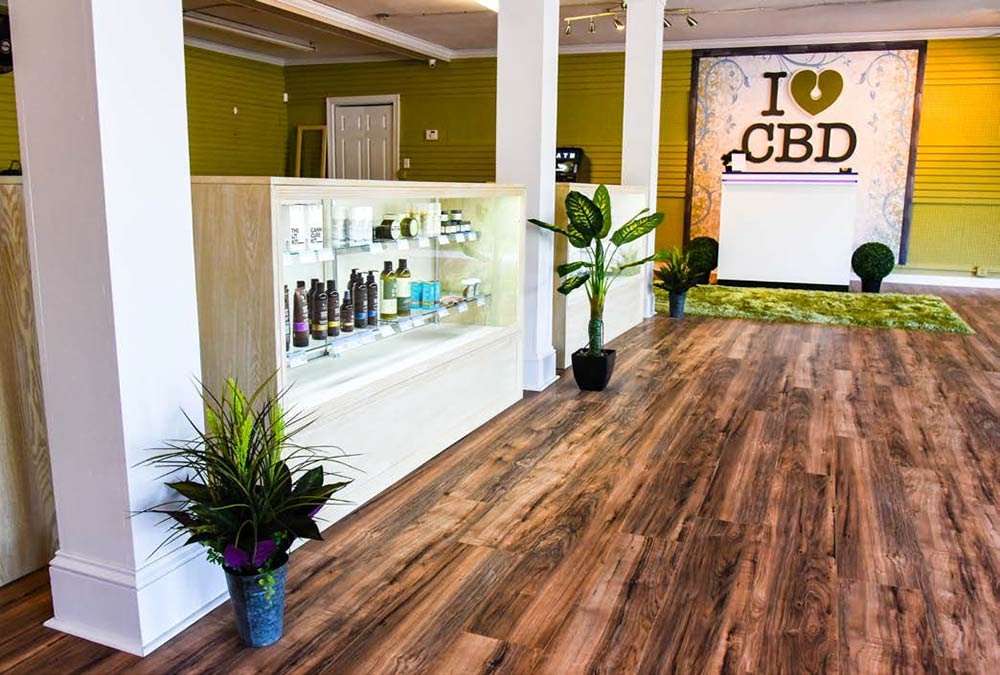 I Heart CBD at 423 West Coleman in Mount Pleasant, SC