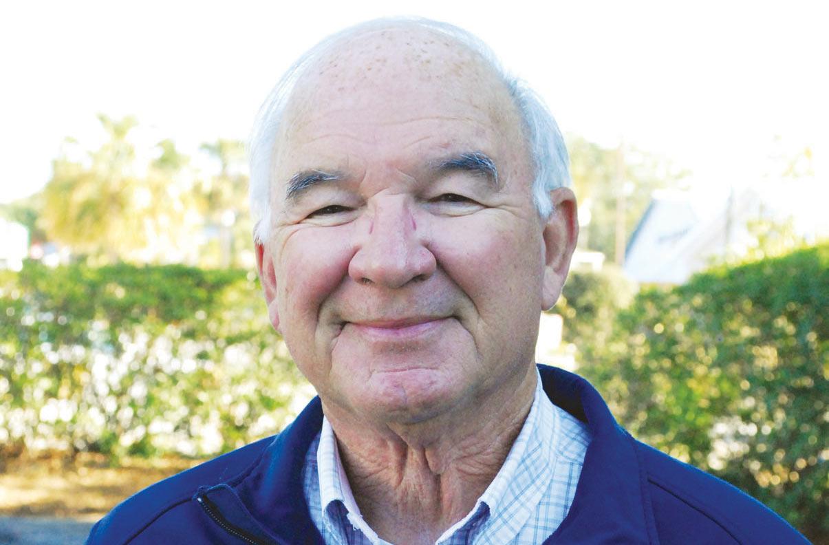 Former Councilman Joe Bustos