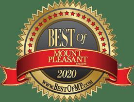 Best of Mount Pleasant 2020 logo