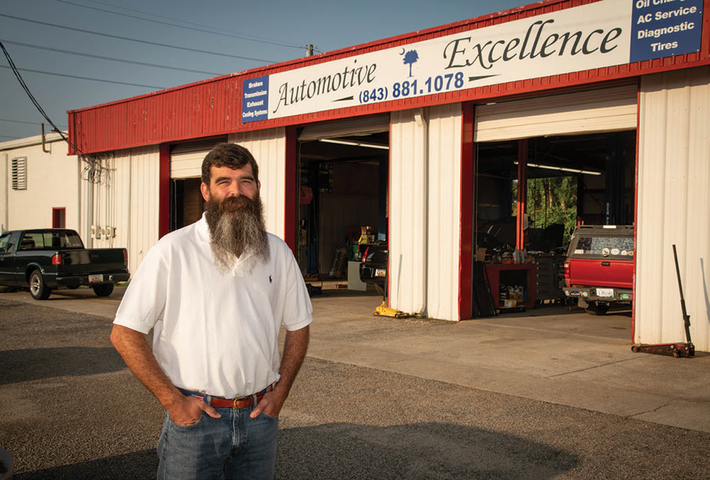 Automotive Excellence with 2 locations in Mount Pleasant, SC