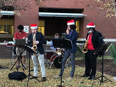 Charleston Jazz Academy at East Cooper Hospital