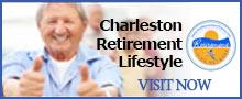 Charleston Retirement Lifestyle. Read great articles!