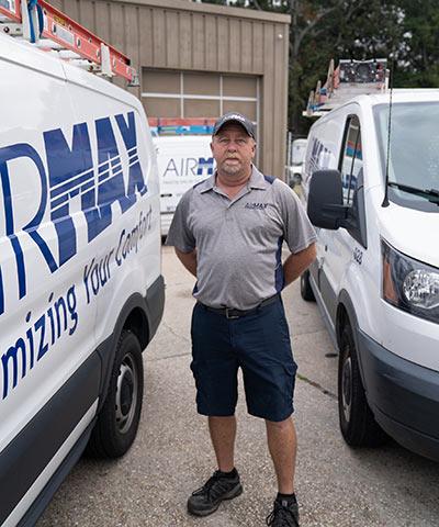 AirMax Service Technician Steve Runyan
