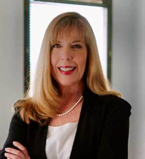 Photo of Councilwoman Kathy Landing.