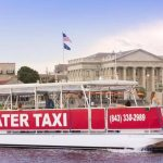 The Charleston Water Taxi … A Beautiful Way to Catch a Ride