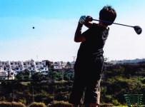 Golf by Lori Strang