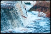 Leaping the Falls by Lori Strang
