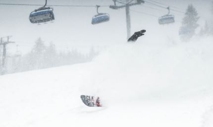 Latest Tweets From Mount Snow