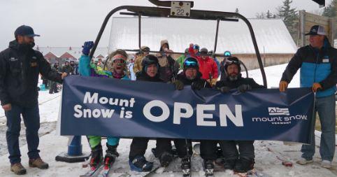 Mount Snow Final Weekend