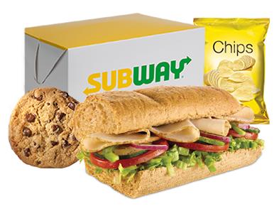 Advance Ticket W/Turkey Box Lunch
