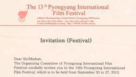 the pyongyang international film