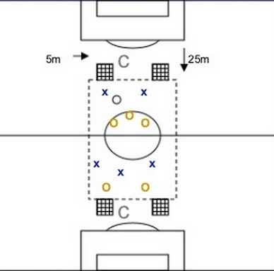 Mourinho Chelsea Drill 33
