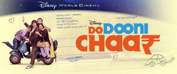 Review – Do Dooni Chaar on DVD [Disney World Cinema]