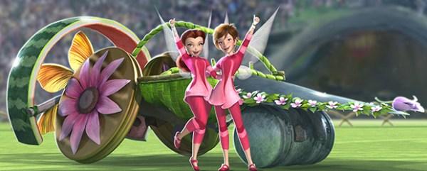 "Disney Fairies' ""Pixie Hollow Games"" premieres on Disney Channel Nov. 19th"