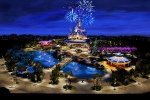 Shanghai Disneyland - Large