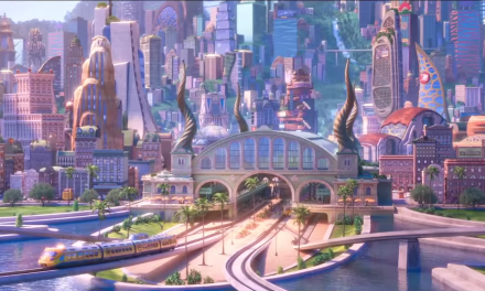 Welcome to ZOOTOPIA! New clip brings Judy Hopps into a whole new world