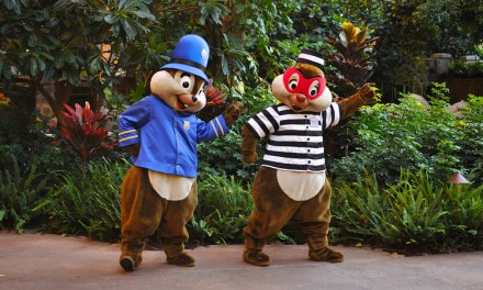 Aulani Resort and Spa gets in on the Halloween spirit