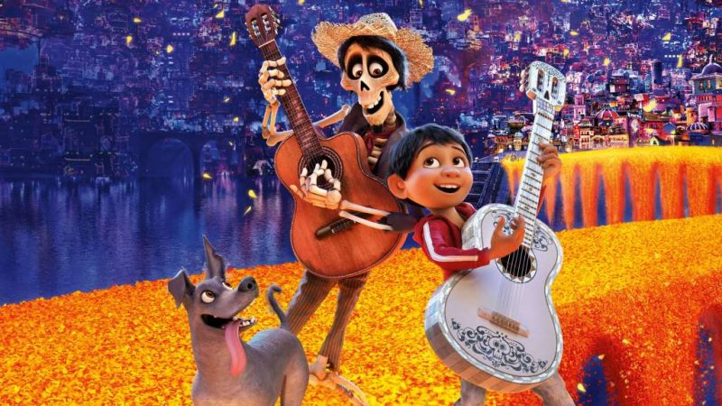 DISNEY AT THE 2018 OSCARS: 'Coco' wins BIG, bringing home Disney's only Awards!