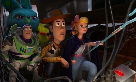 Woody and Buzz making live appearances for TOY STORY 4 at El Capitan Theatre!