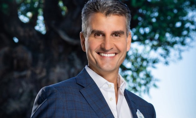 Leadership Change-up at DISNEY PARKS, EXPERIENCES AND PRODUCTS; D'Amaro Named Chairman