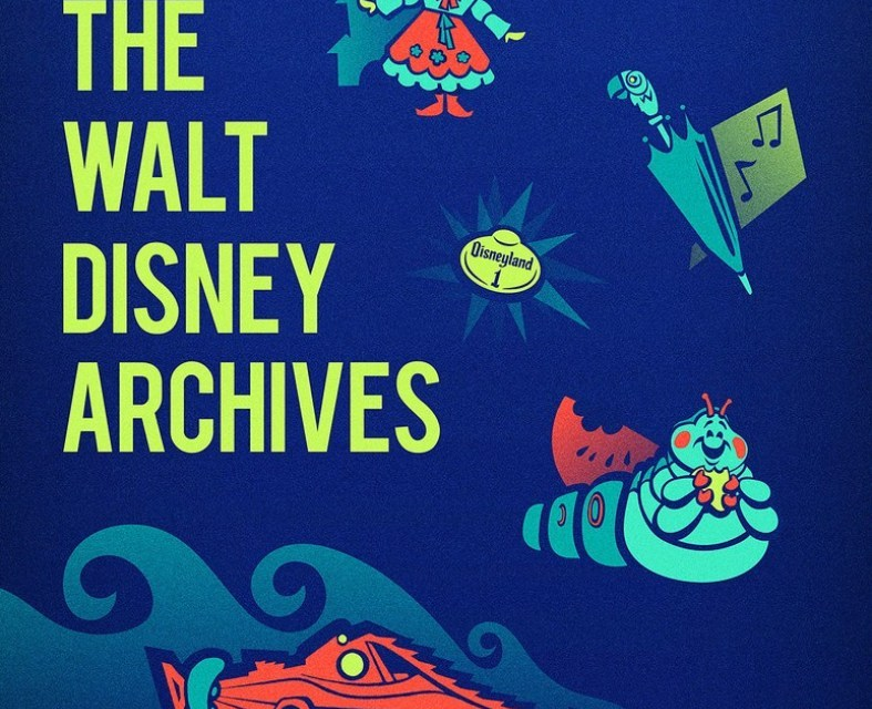 #DisneyD23 celebrating #DisneyArchives50 with member-exclusive documentary, month-long celebration