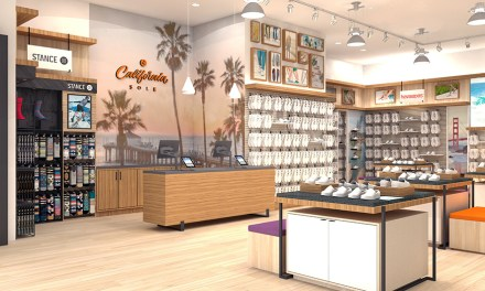 California Sole is replacing Sanuk at Downtown Disney
