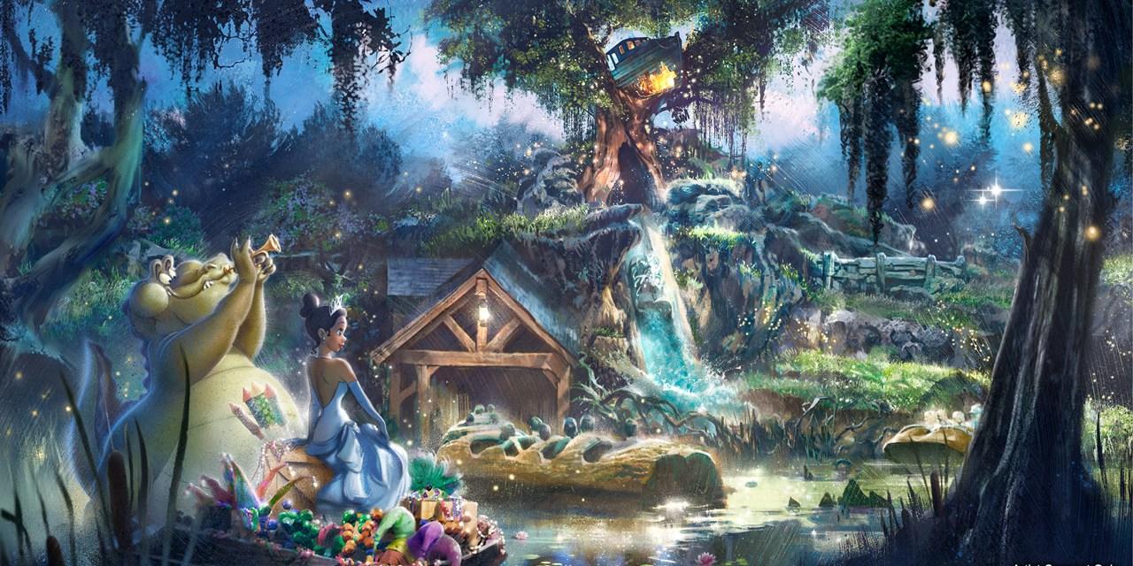 CONFIRMED: Splash Mountain retheme to PRINCESS AND THE FROG coming to Disneyland, Disney World