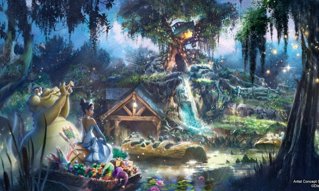 CONFIRMED: Splash Mountain retheme to PRINCESS AND THE FROG coming to Disneyland, Disney World