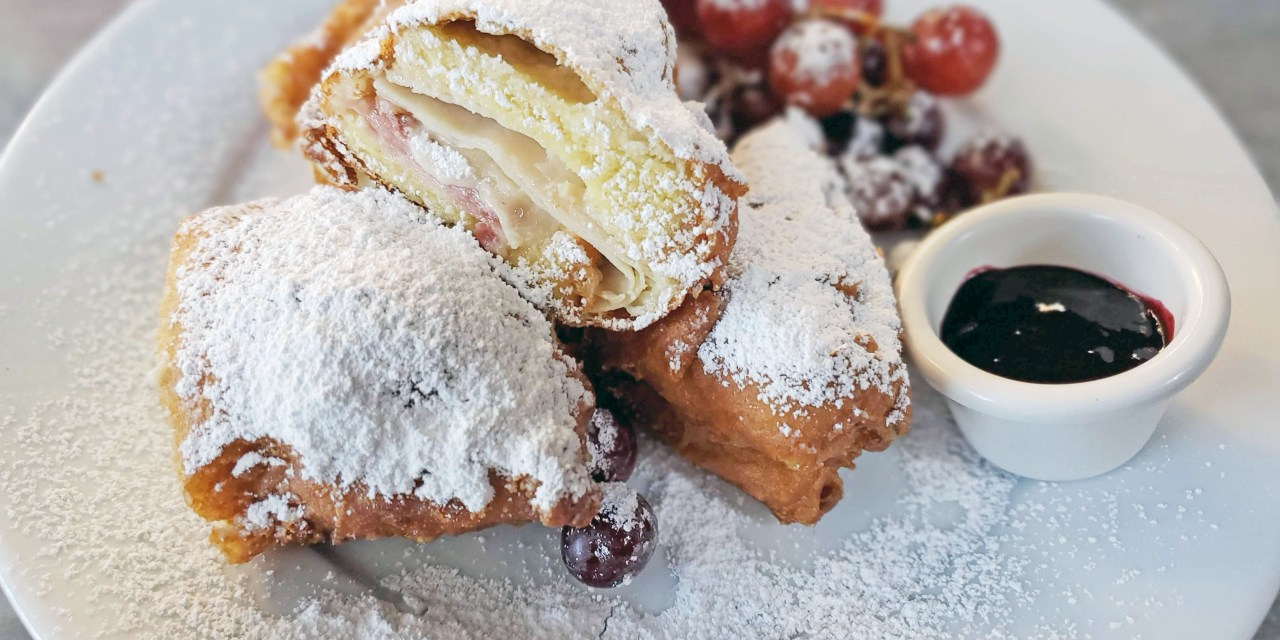 RECIPE: Monte Cristo Sandwich from the Blue Bayou Restaurant at Disneyland | #MIrewind