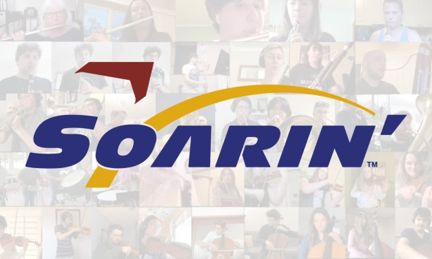 WATCH: Nice work, pal! Facebook Virtual Ensemble recreates iconic score for SOARIN' OVER CALIFORNIA
